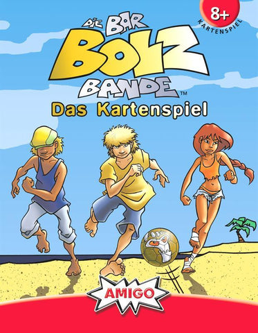 Die Bar-Bolz-Bande: Das Kartenspiel (German Import)