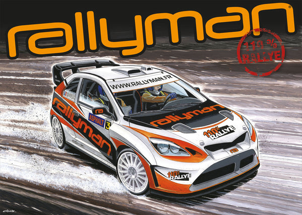 Rallyman (Third Edition) (Import)