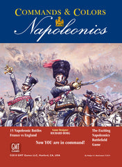 Commands & Colors: Napoleonics *PRE-ORDER* (ETA Oct 2019)