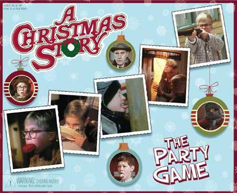 A Christmas Story The Party Game