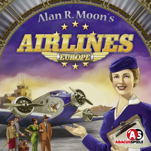 Airlines Europe (German) (Import)