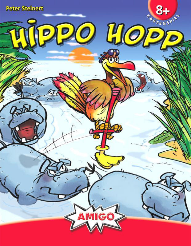 Hippo Hopp (German Import)
