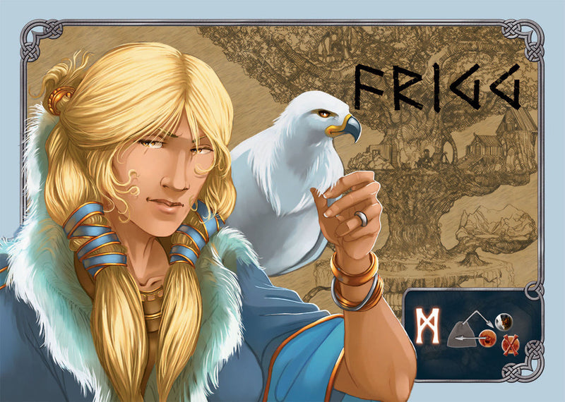 Yggdrasil: Frigg Promo (German Import)
