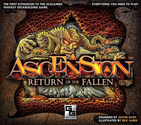 Ascension: Return of the Fallen (Second Edition) *PRE-ORDER*