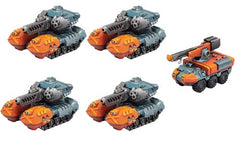 Monsterpocalypse Miniatures Game: Protector GUARD Unit - G-Tanks & Repair Truck
