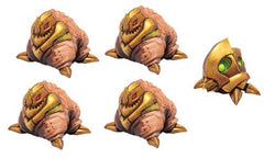 Monsterpocalypse Miniatures Game: Planet Eaters Unit - Belchers & Crawler