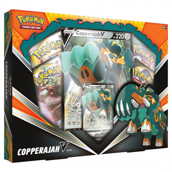 Pokemon - Copperajah Vbox