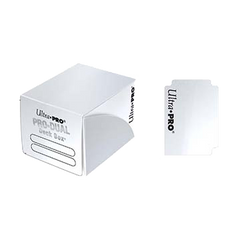 PRO Dual Small White Deck Box (120)