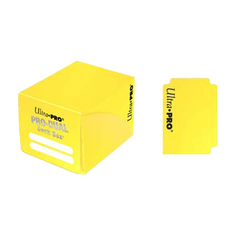 PRO Dual Small Yellow Deck Box (120)