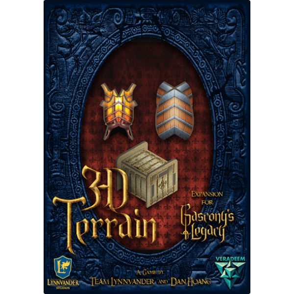 Gascony's Legacy: 3D Terrain Expansion