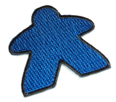 Player Patches - Blue