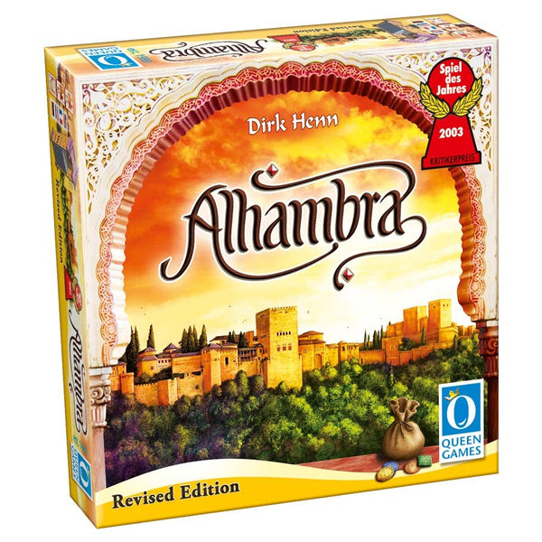 Alhambra: (15th Anniversary Revised Edition) *PRE-ORDER*