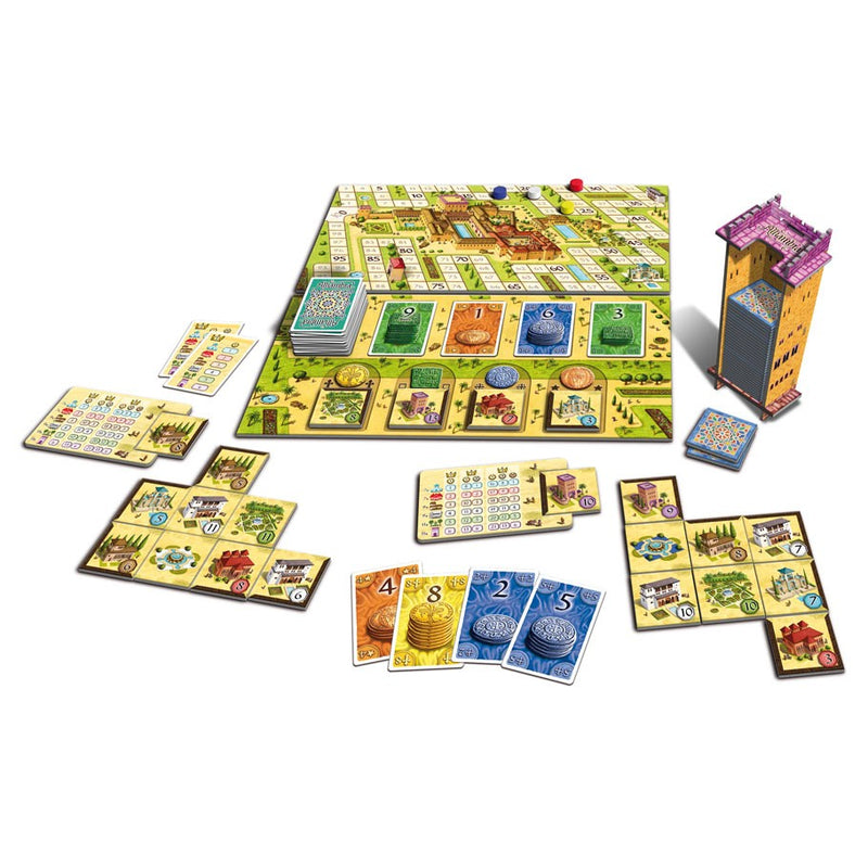Alhambra: (15th Anniversary Revised Edition)