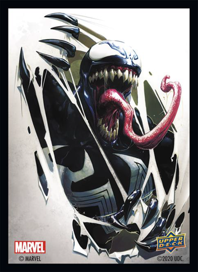 Marvel Sleeves: Venom (100)