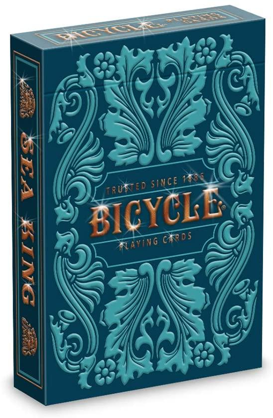 Bicycle Playing Cards - Sea King