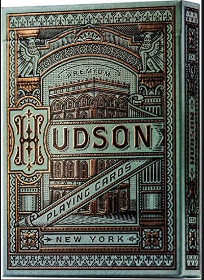 Bicycle Playing Cards - Theory-11 Hudson