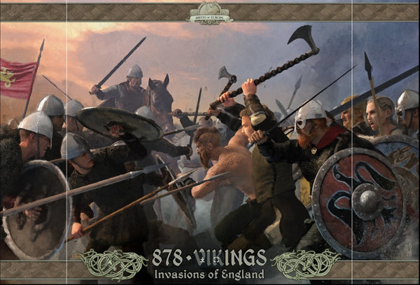 878: Vikings - Invasions of England (Second Edition)
