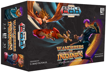 BattleCON: Wanderers of Indines