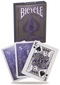 Bicycle Playing Cards - Metalluxe Blue