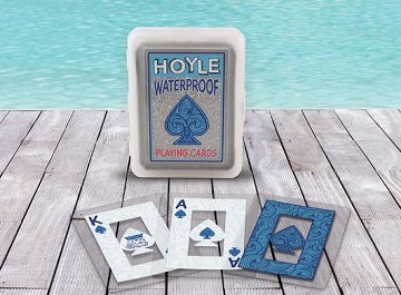 Bicycle Playing Cards - Hoyle Clear Waterproof