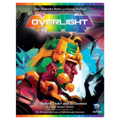 Overlight RPG Sourcebook & GM Screen