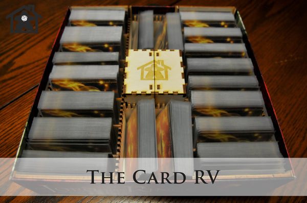 Meeple Realty - The Card RV (Compatible with LCG™ Games )