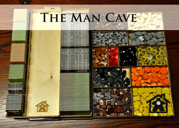 Meeple Realty - The Man Cave (Compatible with CAVERNA™)