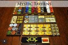 Meeple Realty - Mystic Taverns ( compatible with TERRA MYSTICA™ )