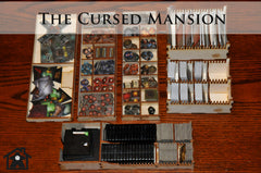 Meeple Realty - The Cursed Mansion compatible with Mansions of Madness™