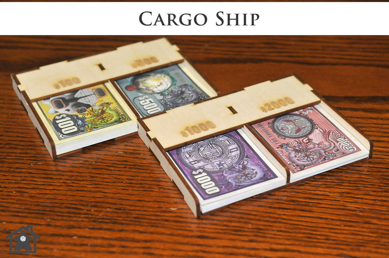Meeple Realty - Cargo Ship (Compatible with FIREFLY™)