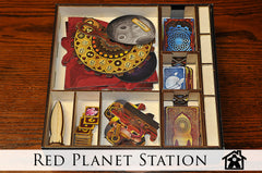 Meeple Realty - Red Planet Station (compatible with MISSION RED PLANET™)