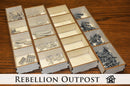 Meeple Realty - Rebellion Outpost (Compatible with STAR WARS: REBELLION™)