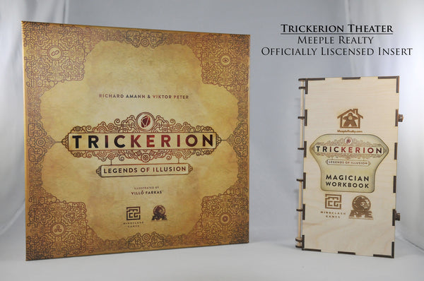 Meeple Realty - Trickerion Theater (Compatible with TRICKERION™)