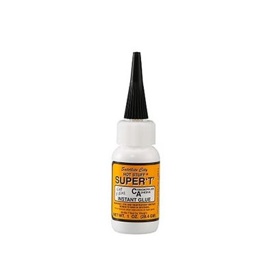 Hot Stuff - Super T Glue 1 Oz