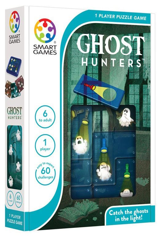 Smart Games: Ghost Hunters