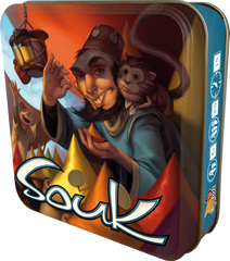 Souk (aka Spice Merchant) (French)