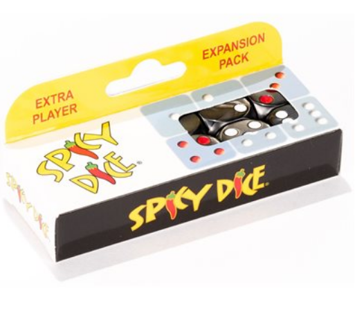 Spicy Dice Expansion