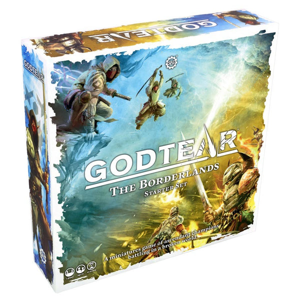 Godtear: Borderlands Starter Set *PRE-ORDER*