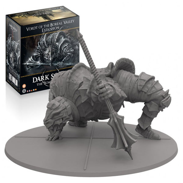 Dark Souls: The Board Game - Vordt of the Boreal Valley Boss Expansion
