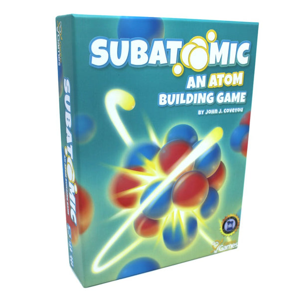 Subatomic: An Atom Building Game (Second Edition)