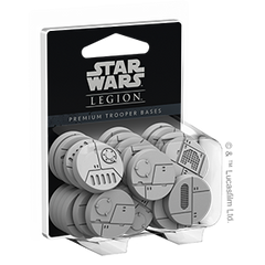 Star Wars: Legion – Premium Trooper Bases *PRE-ORDER*