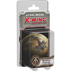 Star Wars: X-Wing Miniatures Game – Kihraxz Fighter Expansion Pack