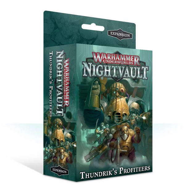 Games Workshop - Kharadron Overlords: Thundrik's Profiteers