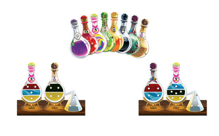 Potion Explosion (French)