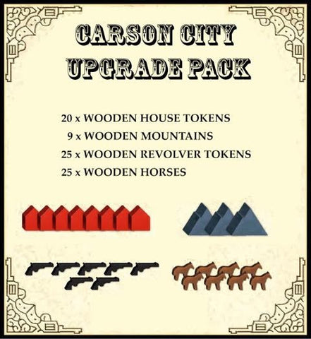 Carson City: Big Box (Upgrade Components)
