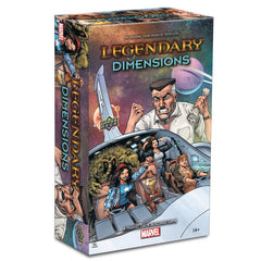Legendary: A Marvel Deck Building Game – Dimensions *PRE-ORDER*
