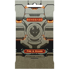 Renegade: Fire & Chaos Booster Pack