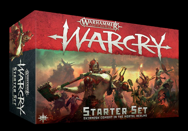 Games Workshop - Warcry Starter Set
