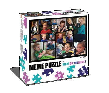 What Do You Meme: Puzzle - Gavin