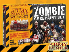 Warpaints Zombicide Core Paint Set